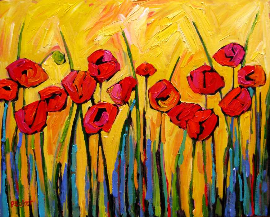 Abstract Art Paintings Ideas